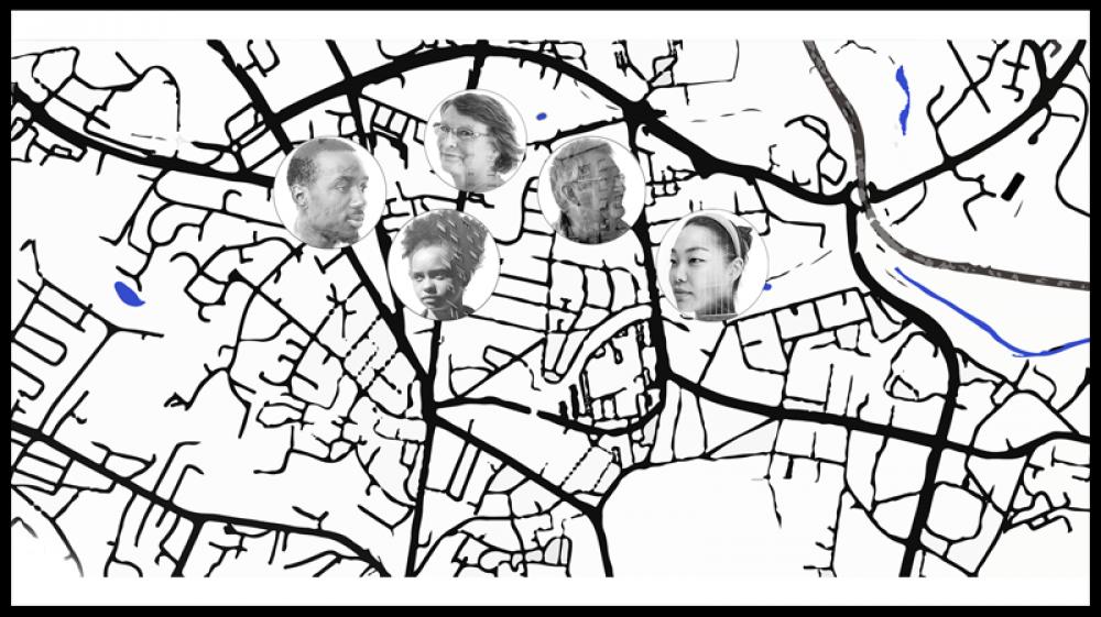 vlipp - Regards jeunes sur Nantes nord : le Vlipp expose pour les Journées du patrimoine