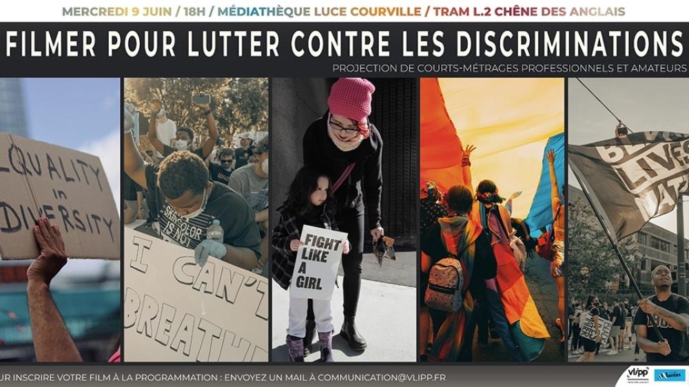 vlipp - Filmer pour lutter contre les discriminations : la restitution des stages vidéos !