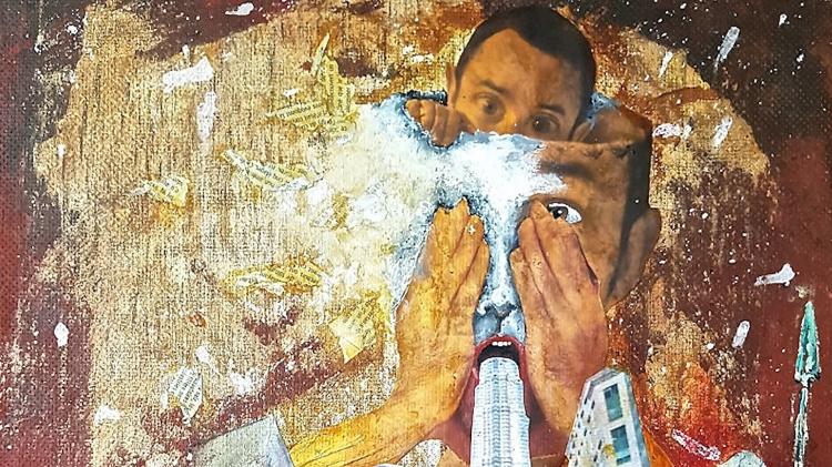 vlipp - Franck Chudo ou l'art de transformer ses souffrances