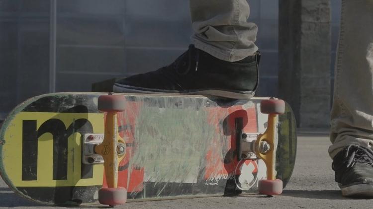 vlipp - Le skate a bonne figure