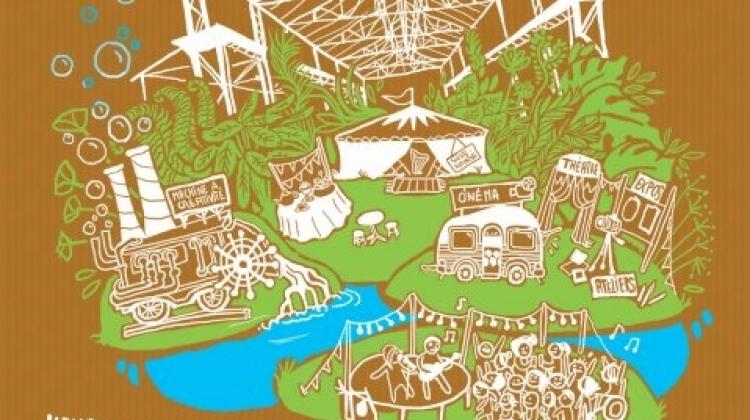 vlipp - Le Vlipp au festival YA KA ! : créatif, festif, engagé