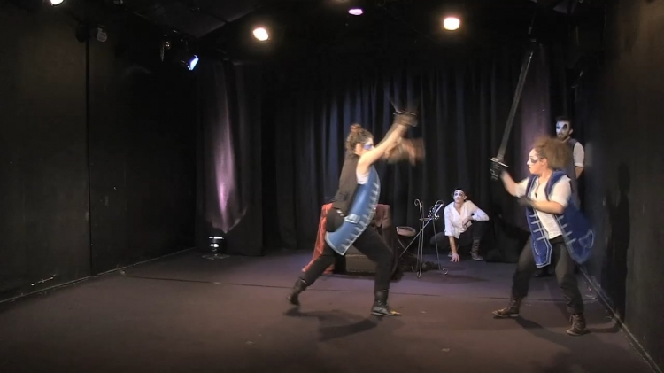 vlipp - A la découverte du Théâtre du Cyclope